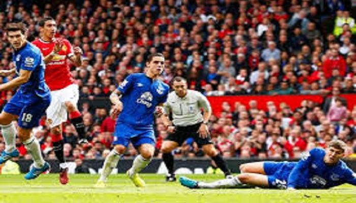 everton vs man united - photo #37